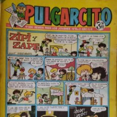 Tebeos: PULGARCITO, Nº 1694 - BRUGUERA 1963. Lote 278583298