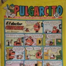 Tebeos: PULGARCITO, Nº 1696 - BRUGUERA 1963. Lote 278583388