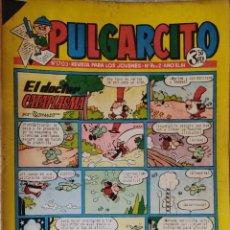 Tebeos: PULGARCITO, Nº 1703 - BRUGUERA 1963. Lote 278583443