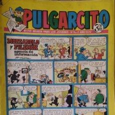 Tebeos: PULGARCITO, Nº 1713 - BRUGUERA 1964. Lote 278583518