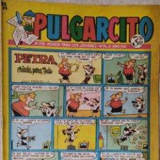 Tebeos: PULGARCITO, Nº 1719 - BRUGUERA 1964. Lote 278583858