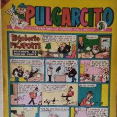 Tebeos: PULGARCITO, Nº 1727 - BRUGUERA 1964. Lote 278583913