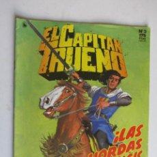 Tebeos: EL CAPITÁN TRUENO Nº 3 EDICIÓN HISTÓRICA, EDICIONES B ARX124. Lote 278601893