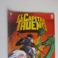 Tebeos: EL CAPITÁN TRUENO Nº 6 EDICIÓN HISTÓRICA, EDICIONES B ARX124. Lote 278602353