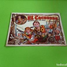 Livros de Banda Desenhada: EL CACHORRO Nº 101 -ORIGINAL -. Lote 278680438