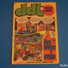 Livros de Banda Desenhada: COMIC DE DDT AÑO 1973 Nº 334 DE EDITORIAL BRUGUERA LOTE 15 B. Lote 278820793