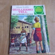Tebeos: JOYAS LITERARIAS JUVENILES Nº 102. GUILLERMO TELL. 15 PTS 1974 ¡BUEN ESTADO!. Lote 278825133