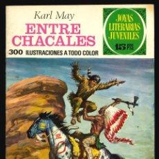 Tebeos: JOYAS LITERARIAS JUVENILES - BRUGUERA / NÚMERO 45 (1ª EDICIÓN). Lote 278833578