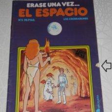 Tebeos: COMICS ERASE UNA VEZ EL ESPACIO - - BRUGUERA. Lote 278838413