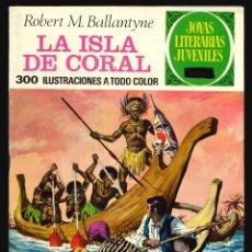 Tebeos: JOYAS LITERARIAS JUVENILES - BRUGUERA / NÚMERO 42 (1ª EDICIÓN). Lote 278839038