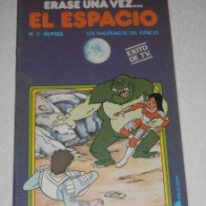 Tebeos: COMICS ERASE UNA VEZ EL ESPACIO - - BRUGUERA. Lote 278839223