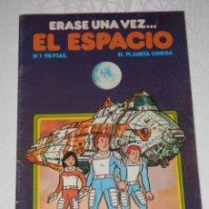 Tebeos: COMICS ERASE UNA VEZ EL ESPACIO - - BRUGUERA. Lote 278839313