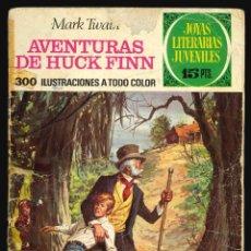 Tebeos: JOYAS LITERARIAS JUVENILES - BRUGUERA / NÚMERO 40 (1ª EDICIÓN). Lote 278840363