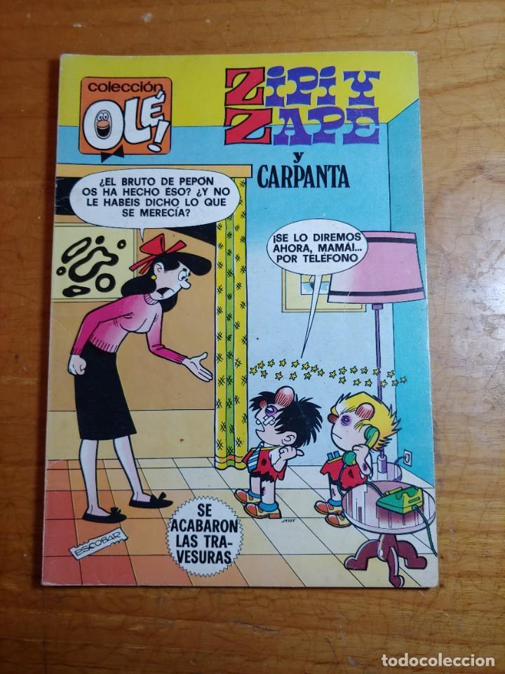 Tebeos: LOTE DE 12 COMICS DE OLE DE ZIPI Y ZAPE TODOS DIFERENTES - Foto 6 - 278925678