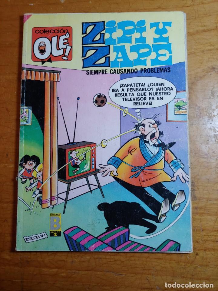 Tebeos: LOTE DE 12 COMICS DE OLE DE ZIPI Y ZAPE TODOS DIFERENTES - Foto 16 - 278925678