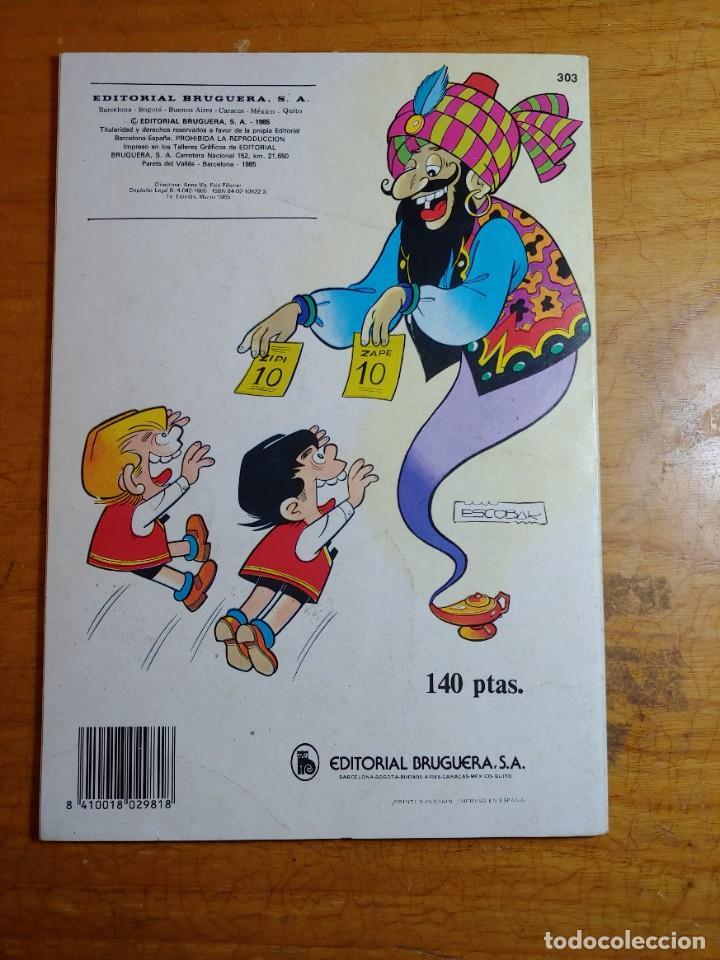 Tebeos: LOTE DE 12 COMICS DE OLE DE ZIPI Y ZAPE TODOS DIFERENTES - Foto 23 - 278925678