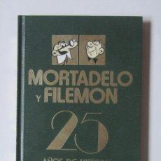 Tebeos: MORTADELO Y FILEMÓN-25 AÑOS DE HISTORIA-BRUGUERA 1983. Lote 279261228