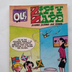 Tebeos: ZIPI Y ZAPE Nº 133 BRUGUERA COLECCION OLE1979 RV. Lote 279364198