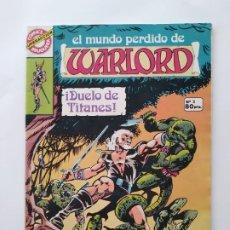 Tebeos: COMIC WARLORD Nº 2 DUELO DE TITANES BRUGUERA 1980 RV. Lote 279375693