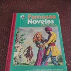 Tebeos: FAMOSAS NOVELAS BRUGUERA. Lote 279377488