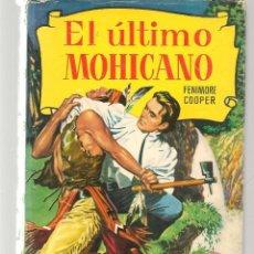 Tebeos: COLECCIÓN HISTORIAS. Nº 42. EL ÚLTIMO MOHICANO. FERNIMORE COOPER. 4ª EDC. 1966.(Z/5). Lote 279408198