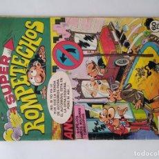 Tebeos: SUPER ROMPETECHOS Nº 17 BRUGUERA 1982 RV. Lote 279411168