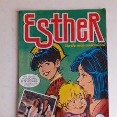 Tebeos: ESTHER. REVISTA FEMENINA N° 60, 1983. BRUGUERA.. Lote 279416438