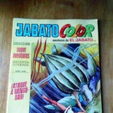 Tebeos: JABATO COLOR Nº 128 PRIMERA ÉPOCA BRUGUERA. Lote 279424468