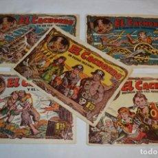 Livros de Banda Desenhada: EL CACHORRO - BRUGUERA / ORIGINAL AÑOS 50 / 5 EJEMPLARES / NÚM 94, 95, 96, 97 Y 101 - ¡MIRA! LOTE 04. Lote 279449603
