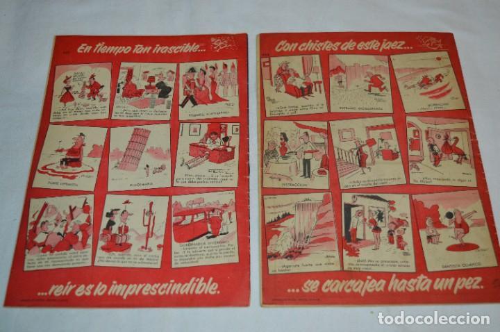 Tebeos: DDT - Bruguera / Original años 50 / 60 - 3 ALMANAQUES + 6 Revistas/Comics ¡Mira fotos y detalles! - Foto 4 - 279460793