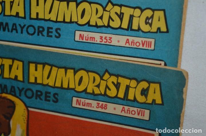 Tebeos: DDT - Bruguera / Original años 50 / 60 - 3 ALMANAQUES + 6 Revistas/Comics ¡Mira fotos y detalles! - Foto 5 - 279460793