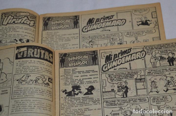 Tebeos: DDT - Bruguera / Original años 50 / 60 - 3 ALMANAQUES + 6 Revistas/Comics ¡Mira fotos y detalles! - Foto 6 - 279460793