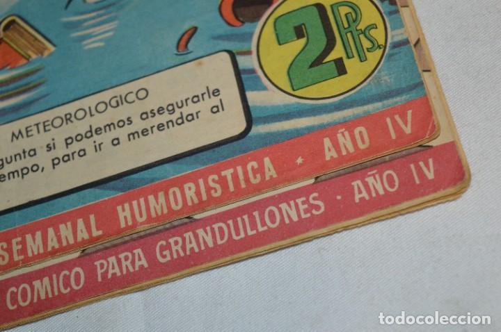 Tebeos: DDT - Bruguera / Original años 50 / 60 - 3 ALMANAQUES + 6 Revistas/Comics ¡Mira fotos y detalles! - Foto 10 - 279460793