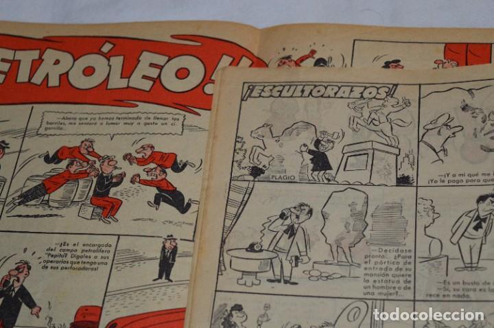Tebeos: DDT - Bruguera / Original años 50 / 60 - 3 ALMANAQUES + 6 Revistas/Comics ¡Mira fotos y detalles! - Foto 11 - 279460793