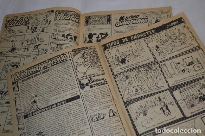 Tebeos: DDT - Bruguera / Original años 50 / 60 - 3 ALMANAQUES + 6 Revistas/Comics ¡Mira fotos y detalles! - Foto 16 - 279460793