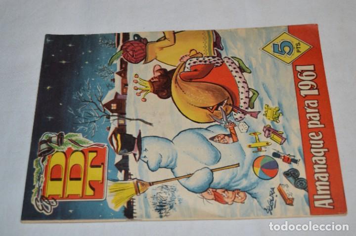 Tebeos: DDT - Bruguera / Original años 50 / 60 - 3 ALMANAQUES + 6 Revistas/Comics ¡Mira fotos y detalles! - Foto 21 - 279460793