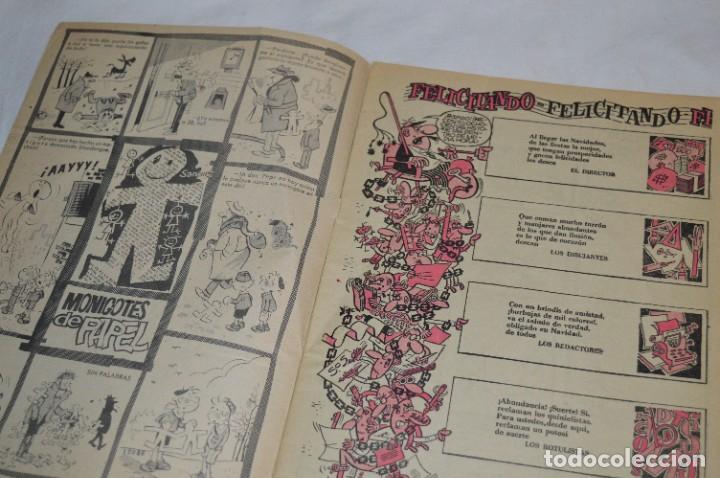 Tebeos: DDT - Bruguera / Original años 50 / 60 - 3 ALMANAQUES + 6 Revistas/Comics ¡Mira fotos y detalles! - Foto 23 - 279460793