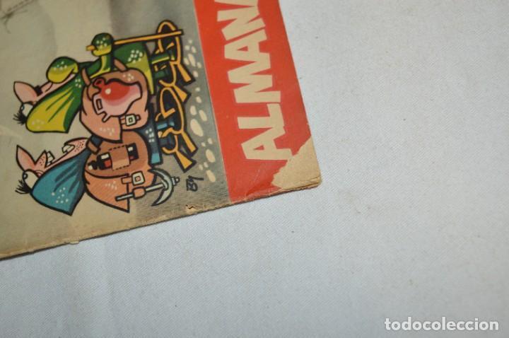 Tebeos: DDT - Bruguera / Original años 50 / 60 - 3 ALMANAQUES + 6 Revistas/Comics ¡Mira fotos y detalles! - Foto 25 - 279460793