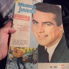 Tebeos: MUNDO JUVENIL. REVISTA AMIGOS DE MARISOL. BOB CONRAD. Nº 49.DEBUT GERALDINE CHAPLIN. Lote 280127513