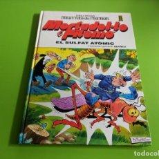 Tebeos: EL SULFAT ATOMIC - Nº1 - IBAÑEZ - CARTONE - EN CATALAN - 1987 -1ª EDICION. Lote 280585668
