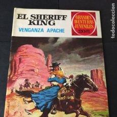 Tebeos: CÓMICS . EL SHERIFF KING Nº 12 EL DE LAS FOTOS VER TODOS MIS TEBEOS Y COMICS. Lote 280836888