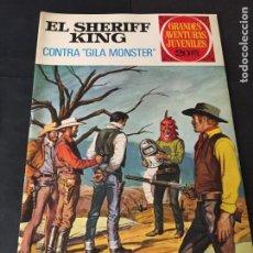 Tebeos: CÓMICS . EL SHERIFF KING Nº 24 EL DE LAS FOTOS VER TODOS MIS TEBEOS Y COMICS. Lote 280837103