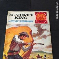 Tebeos: CÓMICS . EL SHERIFF KING Nº 30 EL DE LAS FOTOS VER TODOS MIS TEBEOS Y COMICS. Lote 280837483