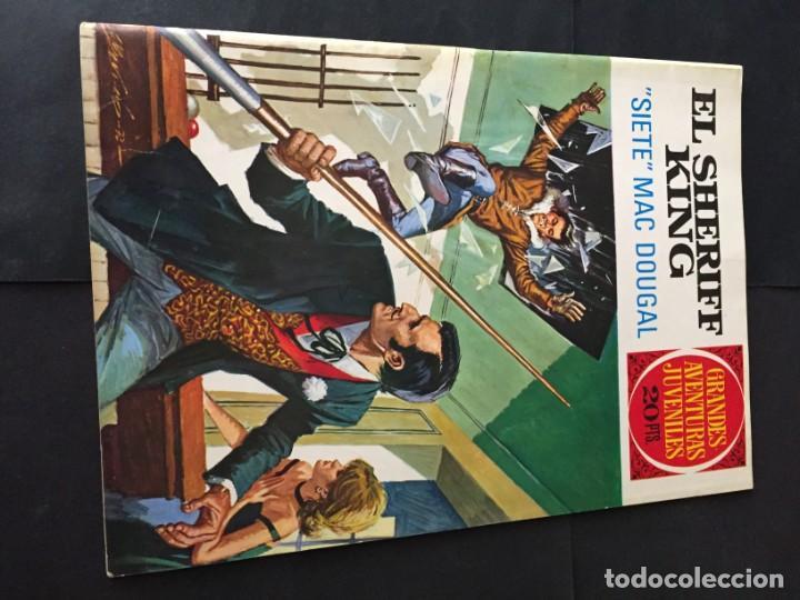CÓMICS . EL SHERIFF KING Nº 22 EL DE LAS FOTOS VER TODOS MIS TEBEOS Y COMICS (Tebeos y Comics - Bruguera - Sheriff King)