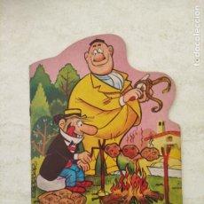 Tebeos: CARPANTA. JOSE ESCOBAR SALIENTE. EDITORIAL BRUGUERA. 1966.. Lote 280916253