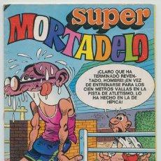 BDs: SUPER MORTADELO - Nº 42 - ED. BRUGUERA - 1975 (AÑOS 2000 + SUPERNOVA). Lote 280986078
