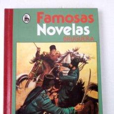 Tebeos: FAMOSAS NOVELAS - VOLUMEN XXI. Lote 282058628