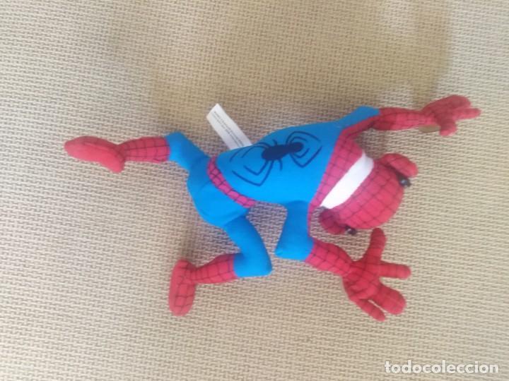 Tebeos: Peluche Spiderman Mortadelo - Foto 2 - 282252453