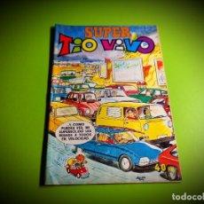 Tebeos: SUPER TIO VIVO - Nº 80 - EDITORIAL BRUGUERA - AÑO 1979-EXCELENTE ESTADO. Lote 282562783