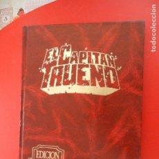 Tebeos: EL CAPITAN TRUENO - EDICION HISTORICA - NUMEROS DEL 1 AL 8 - - 8 TOMOS COMPLETA 1ª SERIE. Lote 283217528